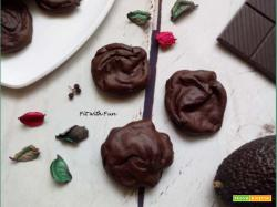 Cookies Light Doppio Cioccolato - Double Chocolate Light Cookies