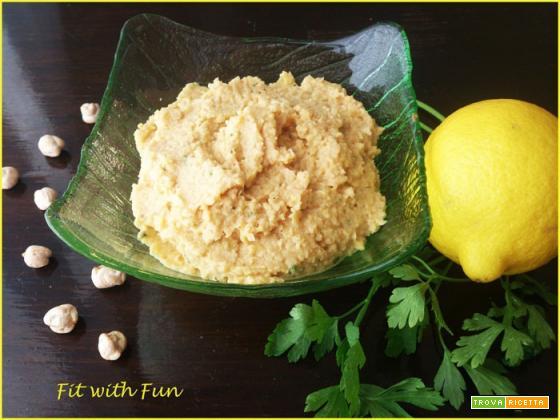 Hummus di Ceci versione Classica