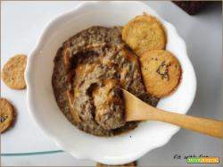 Hummus di Lenticchie con Sesamo e Burro di Arachidi