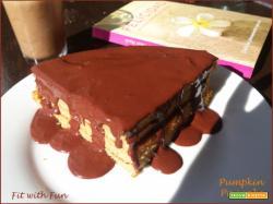 Pancake Morbidi alla Zucca con Crema al Cioccolato
