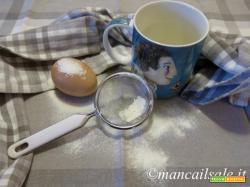 Magic Mug Cake