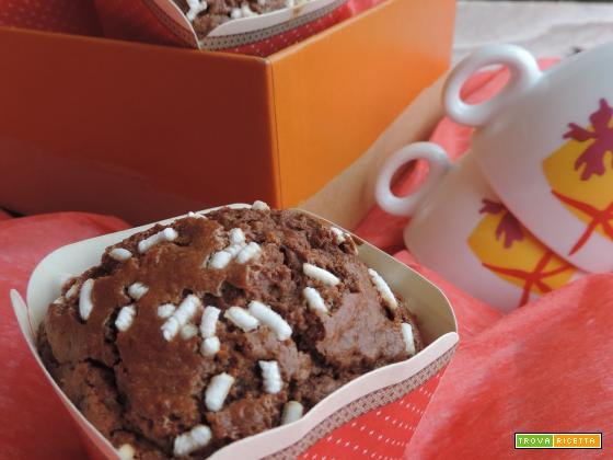 Tortini al cacao e panettone