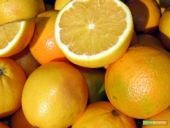 Crostata di marmellata d'arance