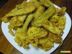 Pastella per fritture vegetali