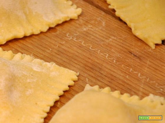 Tortelli ai formaggi