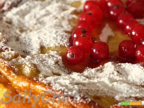 torta di mele e ribes, ci vogliono idee non cheesecake!!