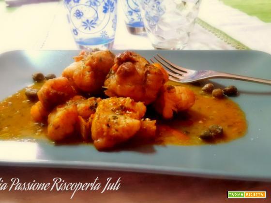 Zuppa con pesce raia razza ricetta for Pesce rosso razza