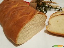 Pan ciabatta con farina di ceci