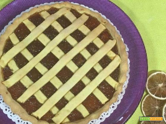 Crostata con bergamotto: il dolce per chi ama i sapori speciali