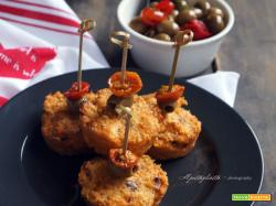 Essenza: Muffins (piccanti) di pollo...so light!
