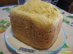 PAN CARRE' con la macchina del pane (Mdp)