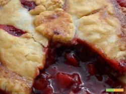 Strawberry Pie (Torta di fragole inglese)