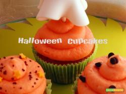 Halloween Cupcakes Pop alla Zucca Speziati