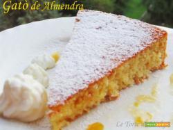 Torta di Mandorle di Maiorca (Gatò de l'Almendra)
