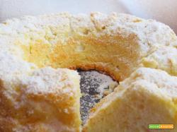 Angel Food Cake alle Mandorle