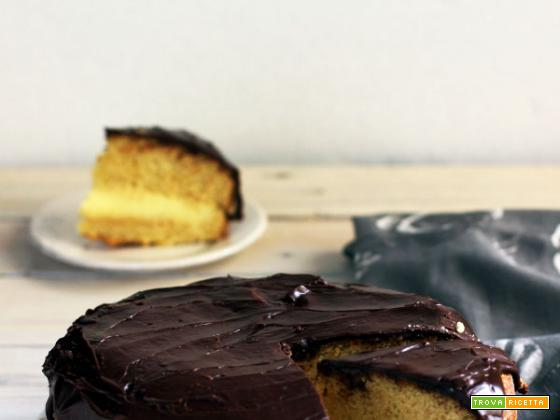 Boston cream pie…e 3 anni di blog!