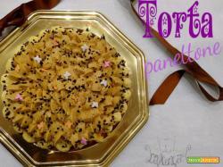 Riciclo panettone: facciamone una torta!