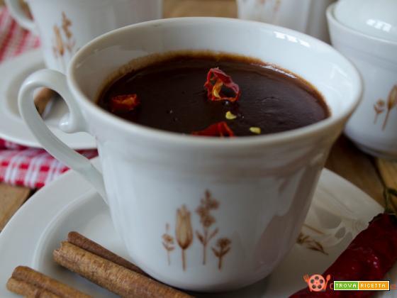 Cioccolata calda al peperoncino del film Chocolat