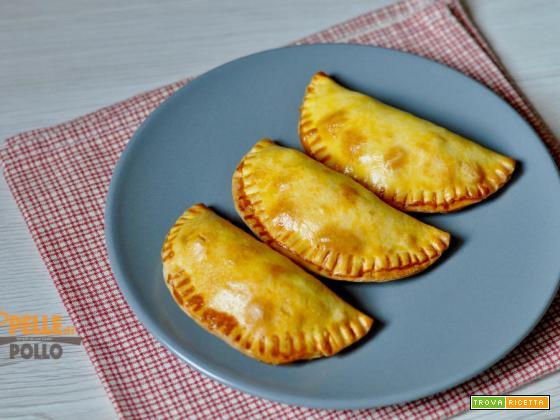 Empanadas al forno con carne e verdure