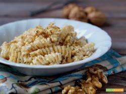 Pasta con Ricotta e Noci