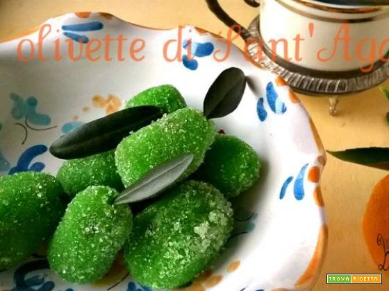Le olivette di Sant'Agata, una dolcissima tradizione