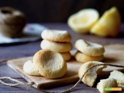 Biscotti al Limone, Facili e Veloci