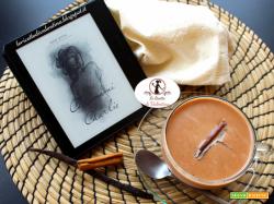MANGIA CIO' CHE LEGGI 90: Cioccolata calda ispirata da Chiamami Charlie di Andie Simon