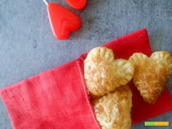 Sweetie hearts – Cuori dolci di sfoglia