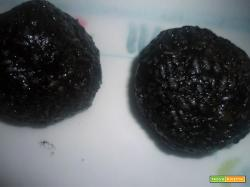 Arancini al nero di seppia