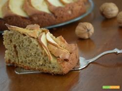 Torta rustica di mele e noci (un vero comfort food!)