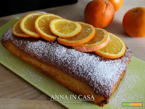 Pan d'arancia di zia
