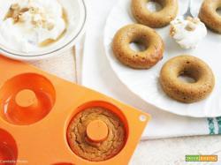 Frittelle di Patate Dolci e Banane (senza grassi, senza lattosio, senza glutine e pure senza zuccheri aggiunti)