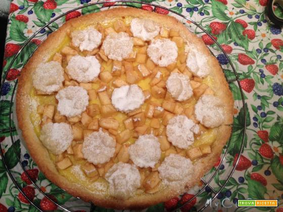 Crostata di mele di Nonna Stefania