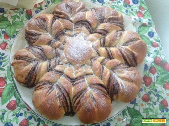 Pan Brioche alla Nutella