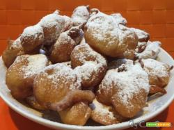 Frittelle di Carnevale con Cuisine e i-Companion Moulinex