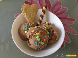 Gelato alla Nutella con i-Companion Moulinex