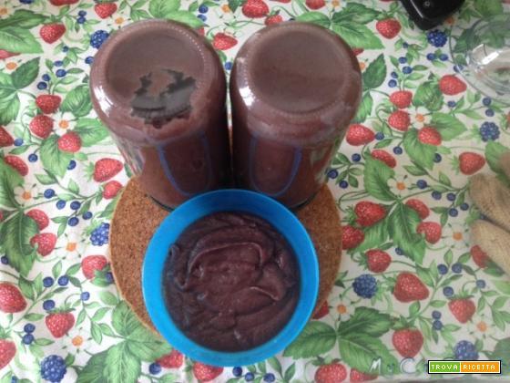 Marmellata di fagioli azuki con Cuisine Companion Moulinex
