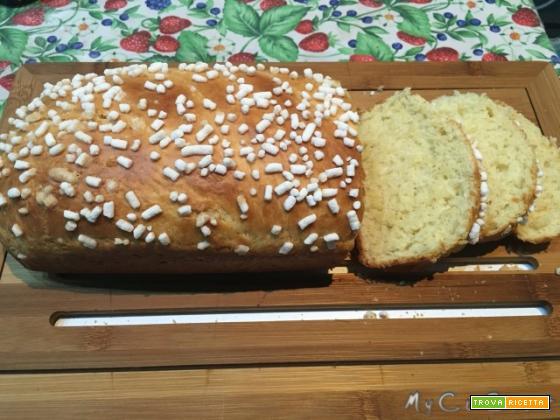 Pan Brioche da colazione