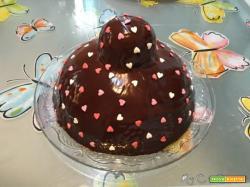 Torta Bacio Perugina per San Valentino