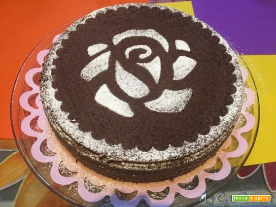 Torta soffice al cacao con Moulinex Companion e i-Companion