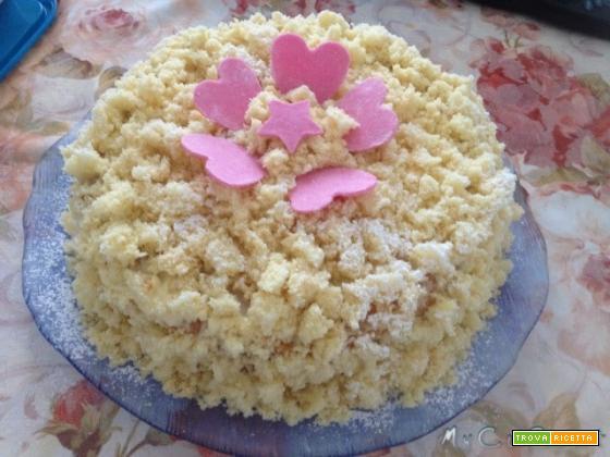 Torta mimosa Cuisine Companion
