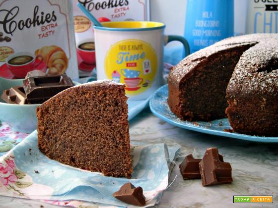 Torta al cioccolato e aquafaba (ricetta vegana)