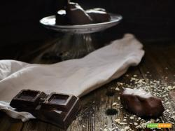 barrette al cocco e cioccolato