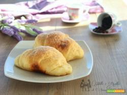 Brioche soffici da colazione, fornetto Versilia o in forno classico