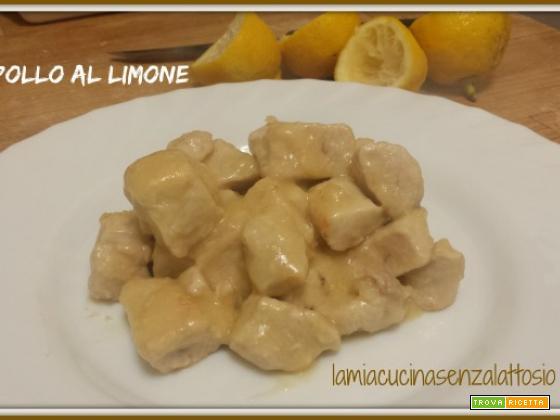 Pollo al limone – ricetta veloce