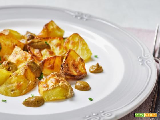 patate ai funghi e miso