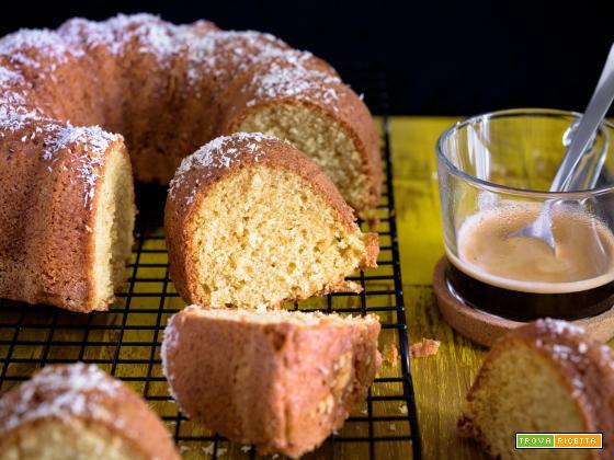BUNDT CAKE RUSTICA AL FARRO