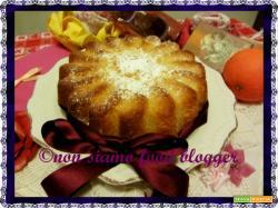 Torta all'Arancia all'Acqua (senza uova, burro e latte)