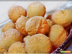 Frittelle di Carnevale – Castagnole-
