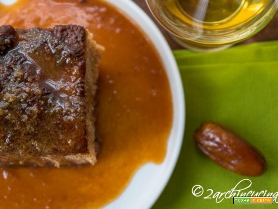 Sticky toffee pudding – Facciamo un salto nelle Highlands scozzesi per un'esplosione di dolcezza